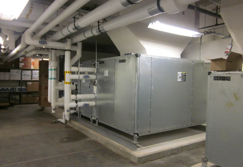 Gibbons Air Handler