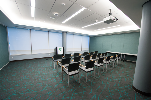 Manhattan College-Interior Conference room
